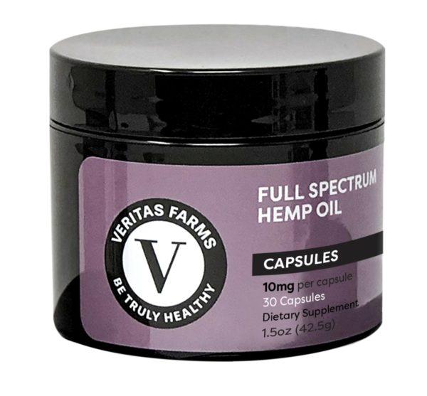 10 mg full spectrum cbd capsules