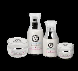cbd skincare beauty kit