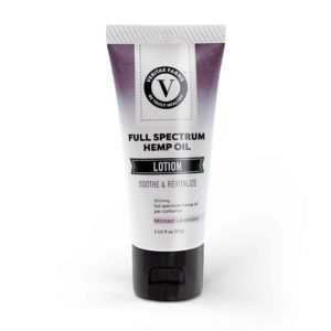 cbd lotion - minted lavender 500mg