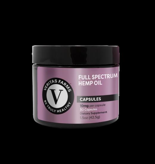 full spectrum cbd 30 capsules