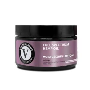 Minted Lavender Full Spectrum Hemp Oil Lotion 1000MG