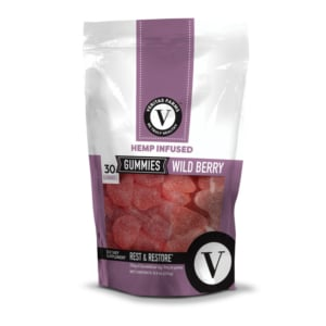 CBD Gummies Wild Berry
